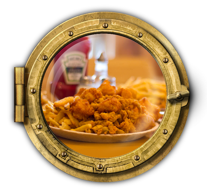Saturday Specials Seafood Platter
