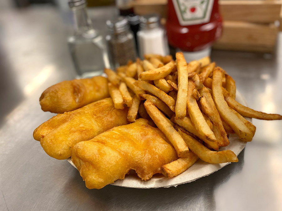 William's Fish and Chips